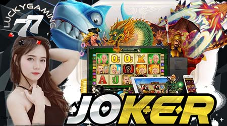 Joker Agen Game Situs Slot Online Dan Download Joker123 Apk